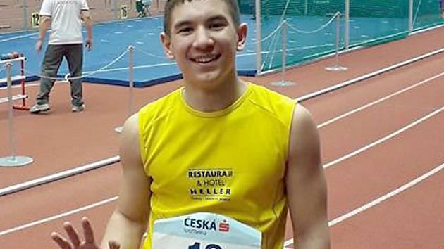 Petr Stránský obsadil velmi pěkné 5. místo.