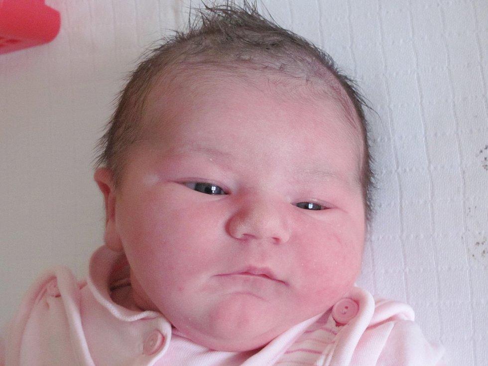 Mamince Andreje Šrámkové z České Lípy se 27. listopadu v 6:32 hod. narodila dcera Barbora Šrámková. Měřila 51 cm a vážila 3,78 kg.