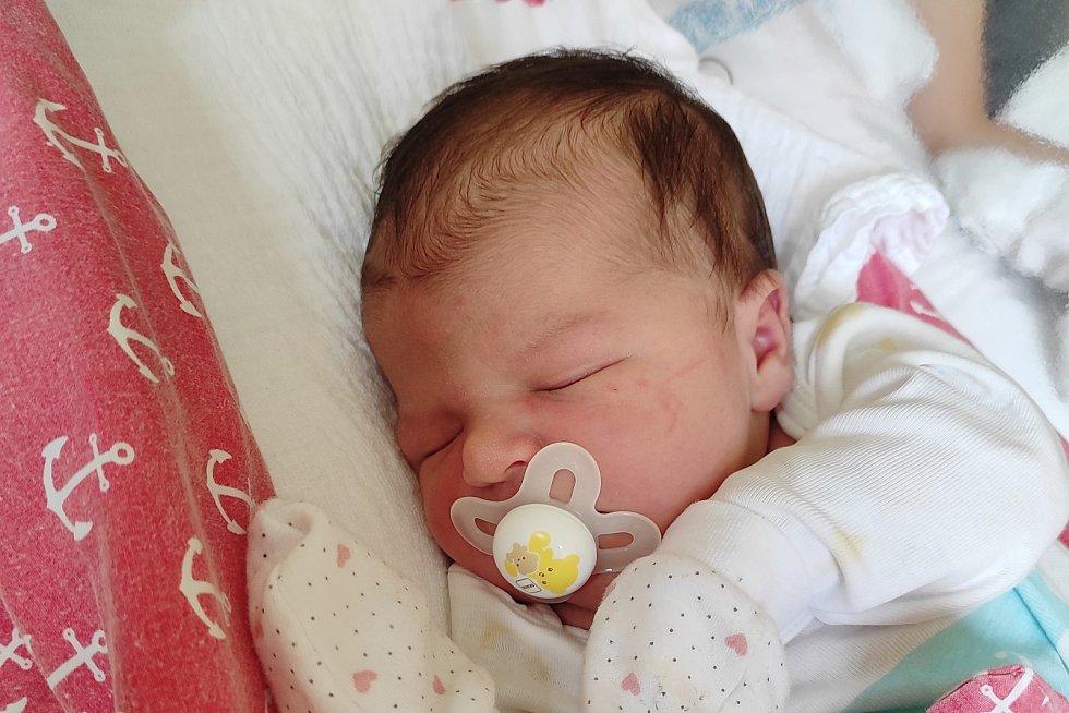 Rodičům Michaele a Oldřichovi Křivůnkovým z Jablonce nad Nisou se v úterý 6. července ve 3:18 hodin narodila dcera Eliška Křivůnková. Měřila 51 cm a vážila 3,87 kg.