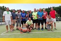 V sobotu 19. června se v tenisovém areálu v obci Okrouhlá odehrál v pořadí již 2. turnaj ze série Tenis Family Tour 2021. A povedl se nám náramně!