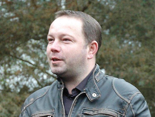 Starosta Žandova Zbyněk Polák.
