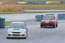 Třetí závod Autodrom Rally Serie v Sosnové.