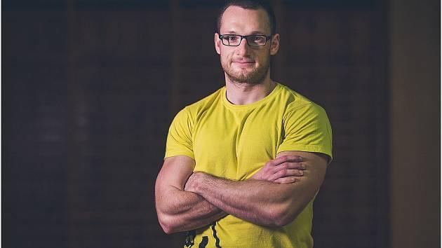 Kondiční trenér Jakub Jirgle