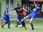 SK Hrobce - Arsenal Česká Lípa 0:4 (0:2).