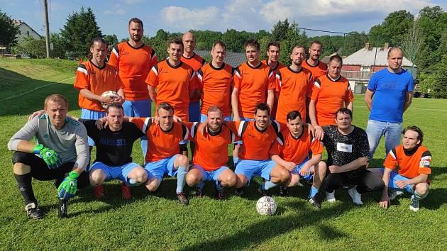 Fotbalisté Dubnice si v nové sezoně zahrají krajskou I.B třídu.