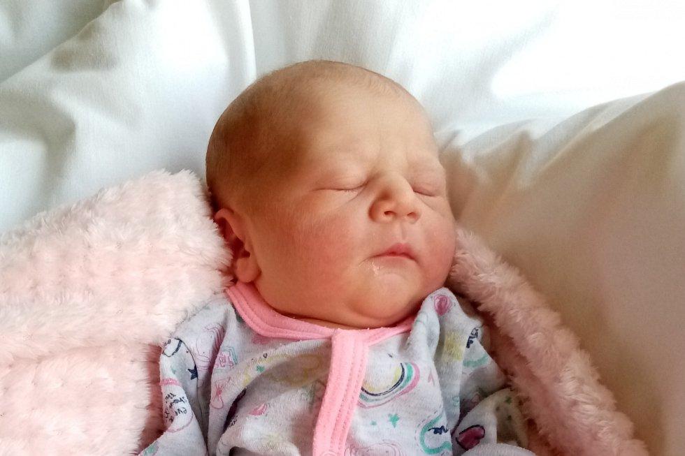Rodičům Haně Šrámkové Jiřímu Rudolfovi z Habartic se v úterý 5. ledna ve 14:52 hodin narodila dcera Kristýna Rudolfová. Měřila 48 cm a vážila 2,70 kg.