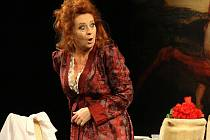 Městské divadlo v Novém Boru mělo v sobotu na programu Filumena Marturano v hlavních se Simonou Stašovou a Svatoplukem Skopalem.
