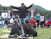 Tisíce lidí se přišly bavit na největší festival na Českolipsku na Hrady CZ pod Bezdězem.