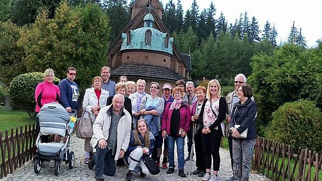 Ve dnech 14. a 15. září uspořádala Roska Česká Lípa výlet do městečka Karpacz, což je známé polské lázeňské a lyžařské středisko na severním úbočí Krkonoš.