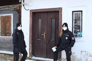 Preventivní kontrola chat a chalup na Českolipsku