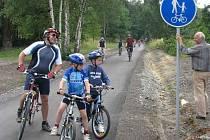 Trasa dlouhá téměř 17 kilometrů by tak měla být dokončena v roce 2012.