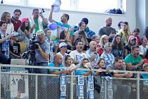 Fanoušci FBC budou podporovat svůj tým tentokrát na zimním stadionu