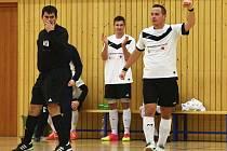 Vítězem 1. kola krajského poháru se stal českolipský Reas, který porazil městské rivaly Andílky.