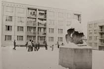 Nový Bor, 80. léta.