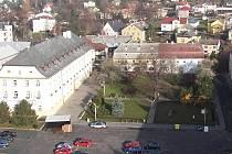 Městský úřad v Novém Boru.