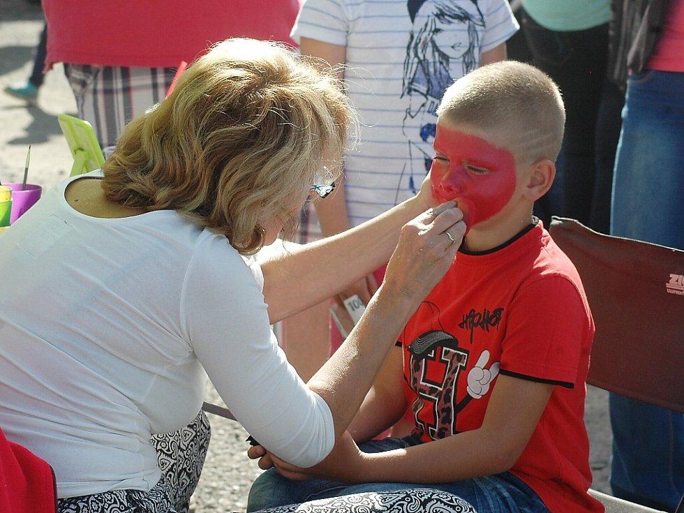 Pouť v Brništi si užily stovky návštěvníků.