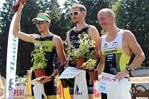 Vítěz Tomáš Kolařík.