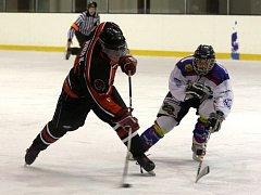 V prosinci dokázali českolipští hokejisté PSK Liberec porazit. Tentokrát jim vítězství uniklo.