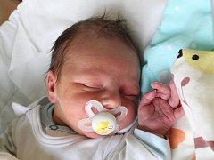 Mamince Veronice Hubičkové z Nového Boru se ve středu 1. listopadu ve 3:36 hodin narodil syn Jaromír Hubička. Měřil 50 cm a vážil 3,39 kg.