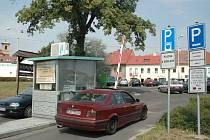 Na parkovišti u Banca se ceny zvedat nebudou.