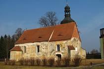 Výjimečně bude v pátek otevřen kostel sv. Havla v Ralsku-Kuřívodech, který je jediným dochovaným kostelem bývalého vojenského prostoru Ralsko.