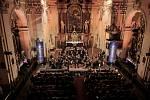 Lípa Musica zahájila ve svém srdci s Josefem Špačkem.