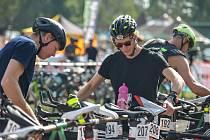 Vneděli 13. září se opět uskutečnil tradiční závod vpolovičním ironmanu – Doksyrace.