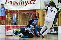 Z florbalového klubu FBC Česká Lípa odchází jednatřicetiletý brankář Ivan Ponomarev.