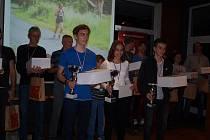 Okresní běžecké lize kralovala suverénní Vendula Ryšavá.