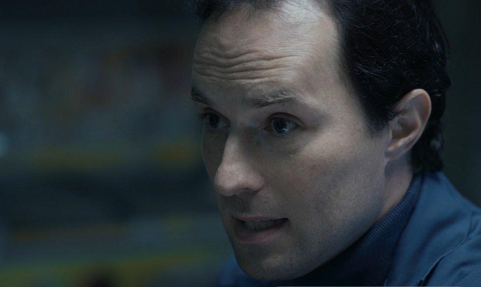 Jarek Hylebrant ve filmu Spící město.