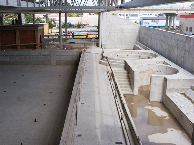 Rekonstrukce českolipského bazénu