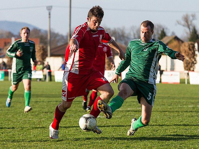 Brozany - FC Nový Bor 1:1.