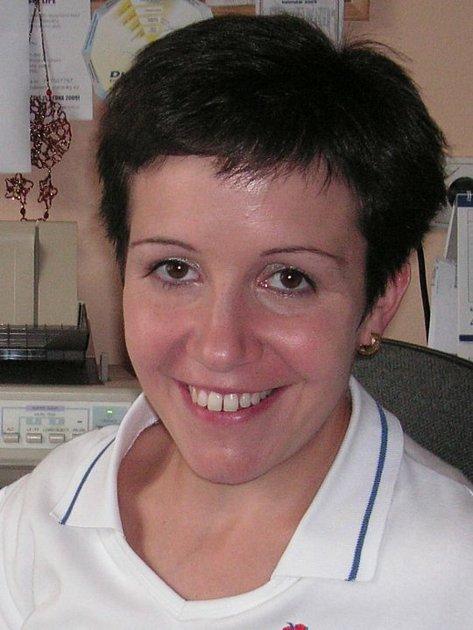 MUDr. Irena Moravíková, praktická lékařka pro dospělé vČeské Lípě.