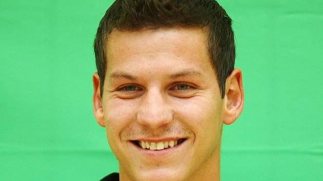 Milan Soukup, hráč A-mužstva klubu FC Démoni Česká Lípa.