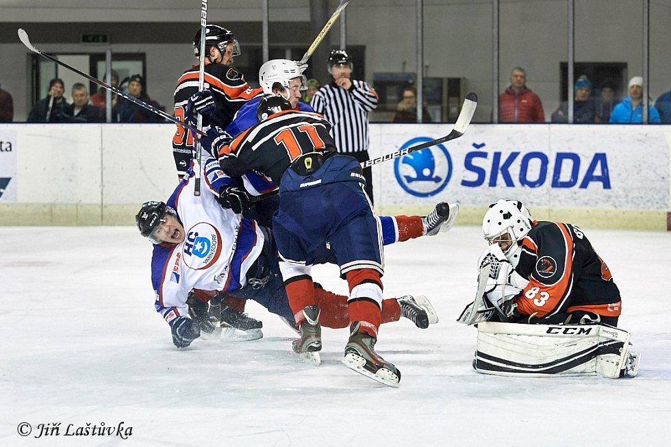 HC TS Varnsdorf – HC Česká Lípa 5:6 PP.