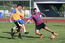 Fotbalisté českolipského Arsenalu se chystají na divizní soutěž.