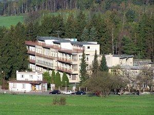 Plicní sanatorium ve Cvikově