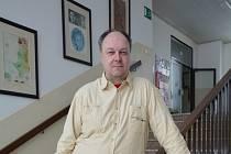 Badatel a pedagog Martin Aschenbrenner.