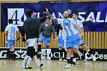 Česká Lípa FBC 4 Clean Panthers Otrokovice florbal extraliga