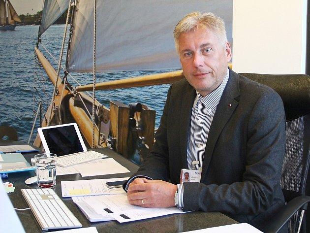 Zdravotnické zařízení v Lípě vedl Jaroslav Kratochvíl více než tři roky.