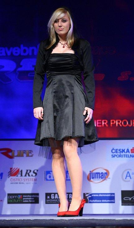 Šestá mezi mládeží skončila Tereza Bečvaříková (benchpress) z SK Olymp fitness Nový Bor.