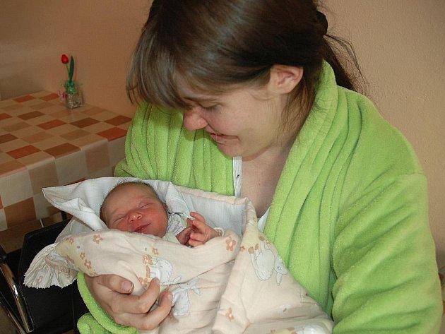 Maminka Lucie i dcerka Kristýnka jsou v pořádku.