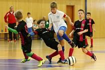 V základní skupině porazil Arsenal Litoměřice 1:0.