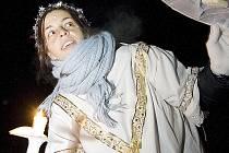 Andělská slavnost má v Krompachu dlouholetou tradici.