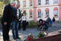 Vznik samostatného Československa a zároveň 96 let od konce 1. světové války připomněl pietní akt v České Lípě