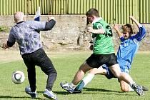 Tradičně prestižní turnaj v malé kopané, jehož osmý ročník se odehrál u Máchova jezera,  přilákal na 160 fotbalistů.