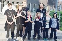 Šestice novoborských judistů oddílu SK JUDO se představila na mezinárodním turnaji v holandském městě Venray.