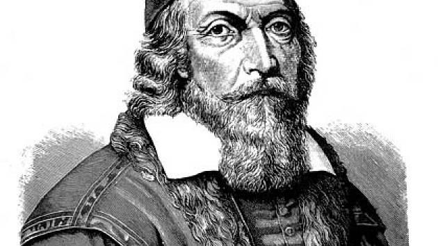 Jan Amos Komenský.