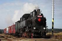 Nadšenci historických vlaků zavítali v sobotu na vlakové nádraží v Mimoni, aby oslavili 110. narozeniny trati Česká Lípa – Liberec.