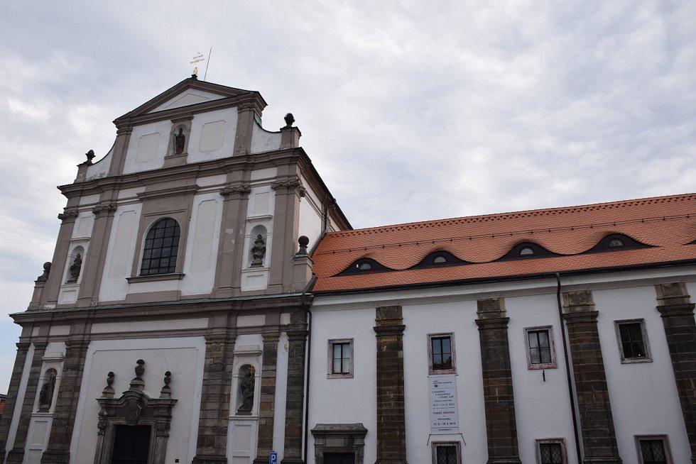 Bazilika Všech svatých.